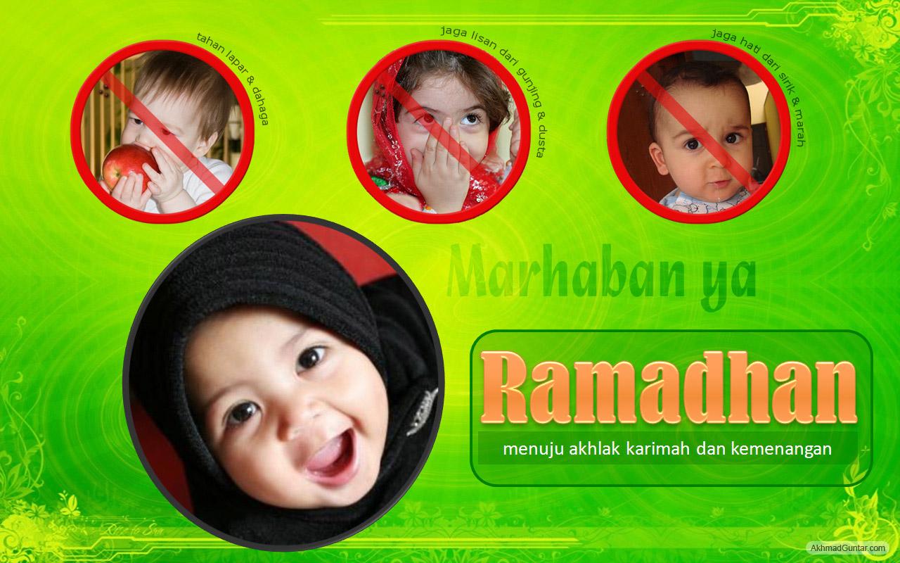 Selamat Menjalankan Ibadah Ramadhan Download Wallpaper Ramadhan